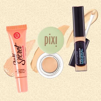 10 Excellent Concealers for Blemished Skin