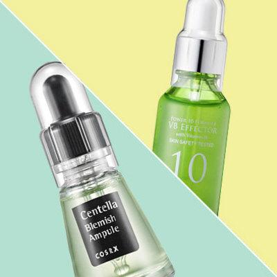 Splurge vs. Save: Korean Anti-Acne Serum Edition