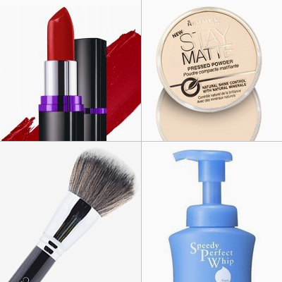 Top Reviews This Week: Rimmel, Shiseido + More