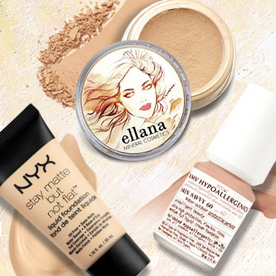 6 Foundations That Control Oily Skin