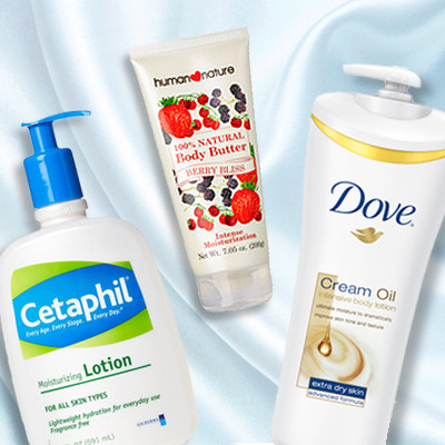 7 Body Lotions to Heal Your Sad, Dry Skin