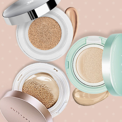 Watch: 6 Cushion Compacts for Different Skin Types