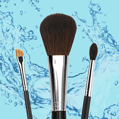 Watch: How to Clean Your Makeup Brushes Like a Pro