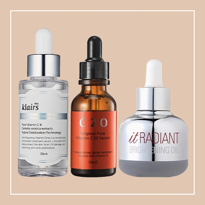 Watch: 6 Serums That Correct Dark Spots
