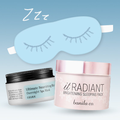 Watch: The Best Sleeping Packs for Your Skin Type