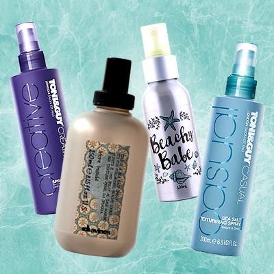 4 Texturizing Sprays for Lifeless Hair
