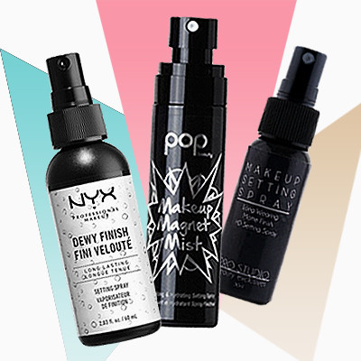 5 Setting Sprays for Long-Lasting Makeup