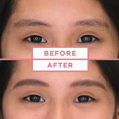 How to Get Great Brows on the Go