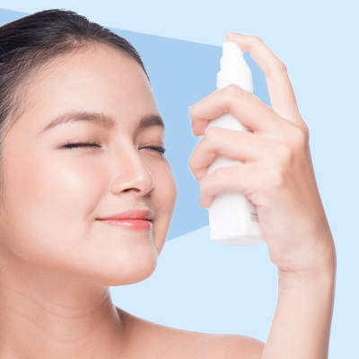 Why You Should Mist Your Face After Every Skincare Step