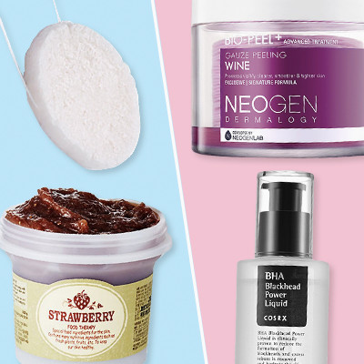 Watch: Should You Use a Physical or Chemical Exfoliant?