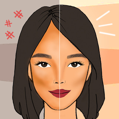 Watch: 5 Contouring Mistakes You're Probably Making