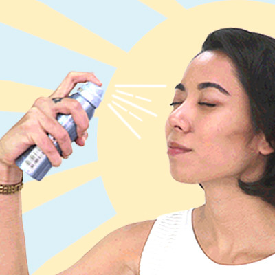 How to Reapply SPF Over Your Makeup