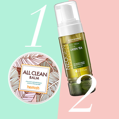 The Best Double-Cleansing Routine for Your Skin Type