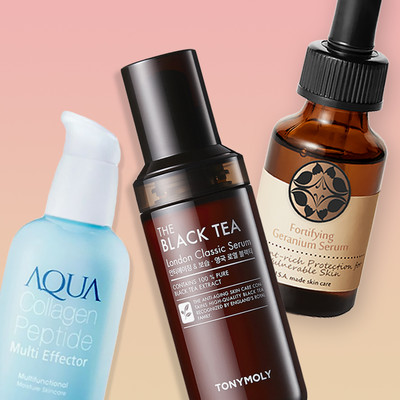 Watch: 5 Serums That Repair Skin After a Breakout
