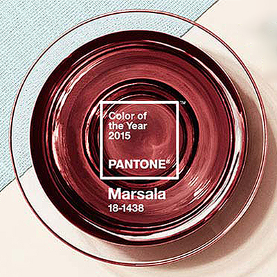 It's Official: Marsala Is the Color of the Year