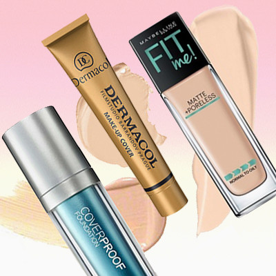 Customer Recos: 5 Matte Foundations That Double As Concealer