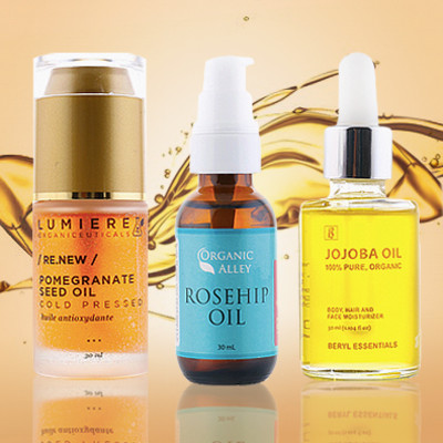 The Exact Facial Oil You Need for Your Skin Type