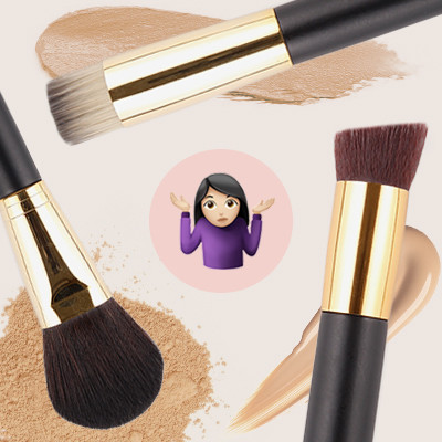 What Makeup Brush to Use Depending on Your Foundation