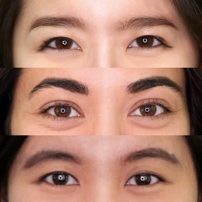 3 Filipinas, 1 Universal Eyebrow Pen