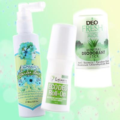 5 Natural Deodorants for Sensitive Pits