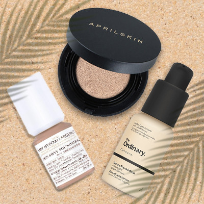 6 Foundations That Are Perfect for Summer