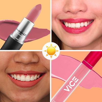 Watch: The 7 Best Lipsticks for Summer