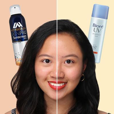 Watch: Should You Splurge or Save on Sunscreen Sprays?