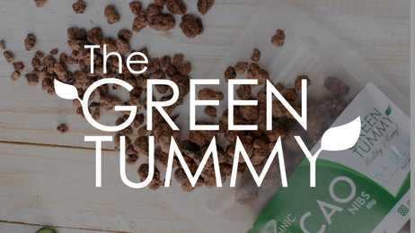 Banner  the green tummy