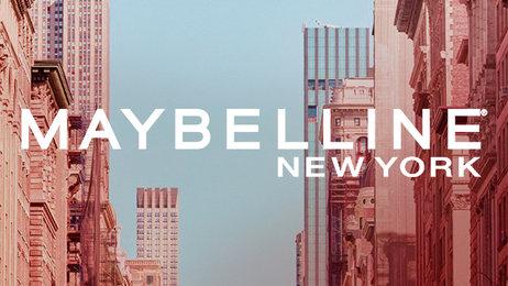 Banner  maybelline