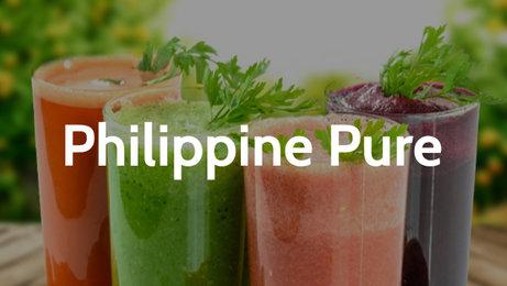 Banner  philippine pure