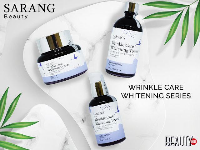 Sarang beauty carousel beautymnl winkle care whitening series