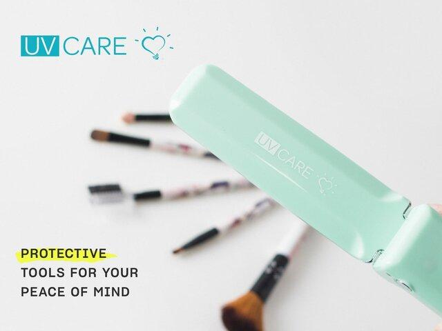 Health brand uvcare mobile 2x