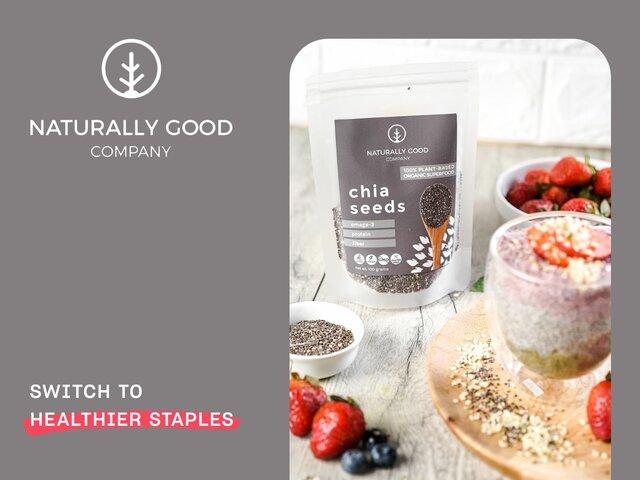 Brand naturally good company mobile 2x