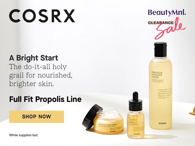 Cosrx reset routine brighten   mobile