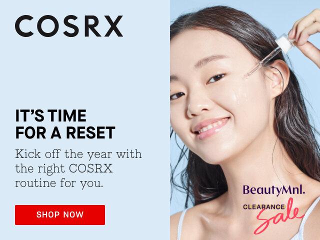 Cosrx reset routine   mobile