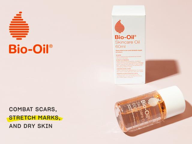 Mobile 5 bio oil