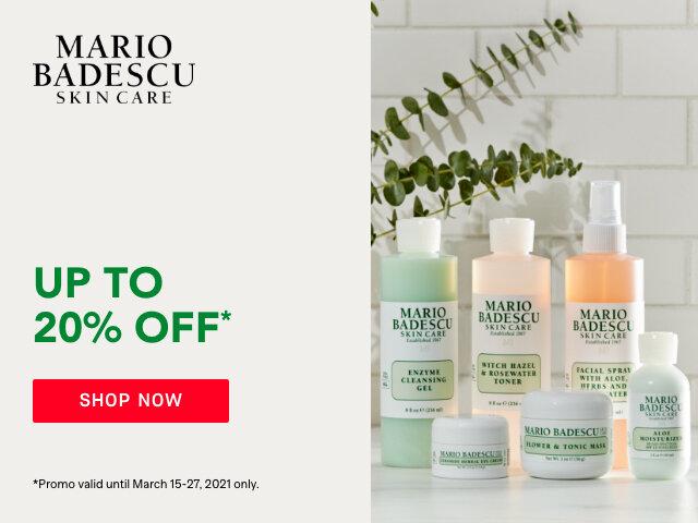 Mario badescu sale   mobile