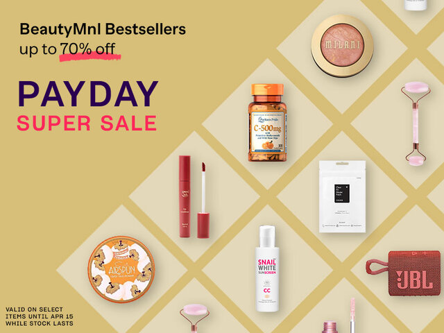 Mobile payday beautymnl bestsellers