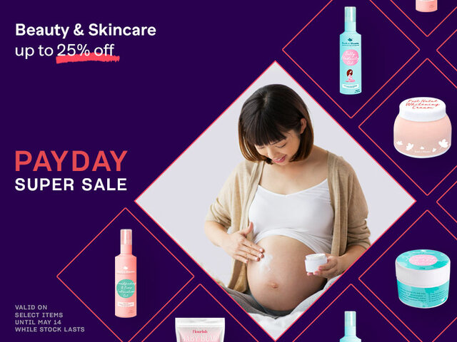 Mobile may payday beauty skincare