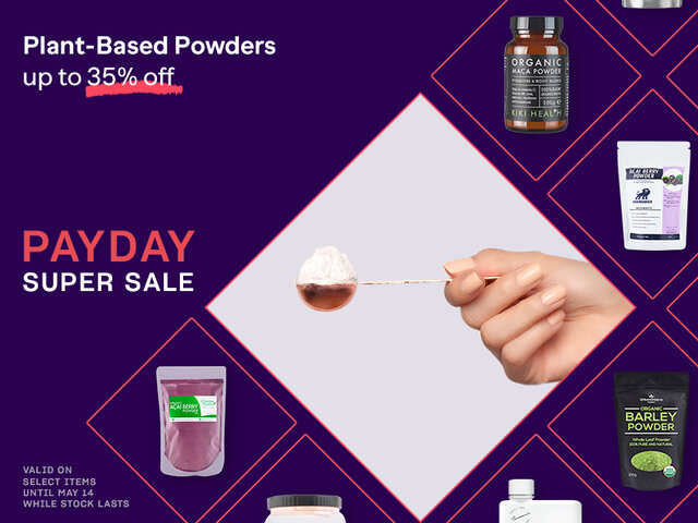 Mobile plant based powders
