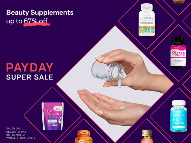 Mobile beauty supplements