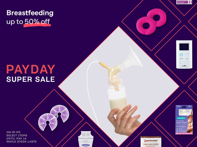 Mobile payday sale taxons breastfeeding