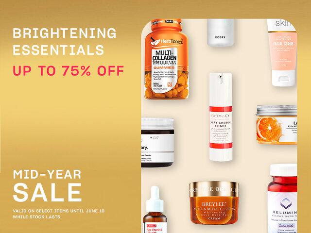 Brightening essentials on sale mob