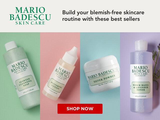 Mb skincare routine
