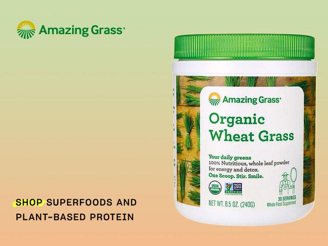 Amazing grass 1