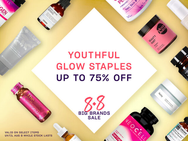 Mobile 8.8 bbs pocket events youthful glow staples
