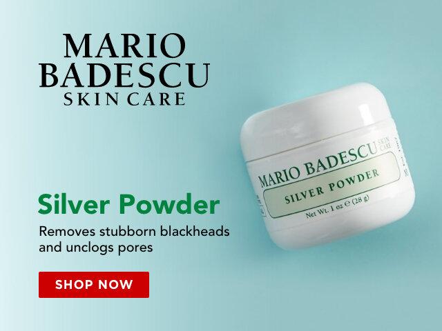 Mario badescu %e2%80%93 silver powder 2x