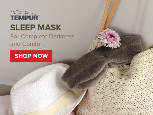 Mobile carousel  sleep mask