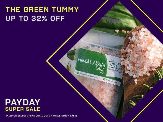 Mobile payday super sale brands the green tummy
