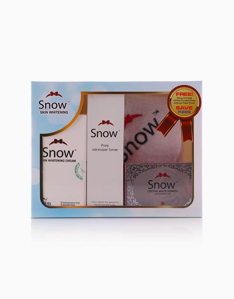 Snow Skin Whitening Cream Gift Box by Snow